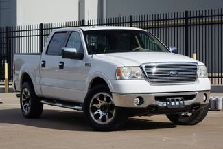 2007 Ford F-150 Lariat 4x4 Lariat*4x4*Crew*Leather*EZ Finance** | Plano, TX | Carrick's Autos in Plano TX