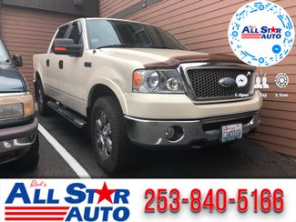 2007 Ford F-150 Lariat in Puyallup Washington, 98371