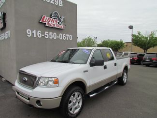 2007 Ford F-150 Lariat Leather 4 x 4 / Extra Clean in Sacramento CA, 95825