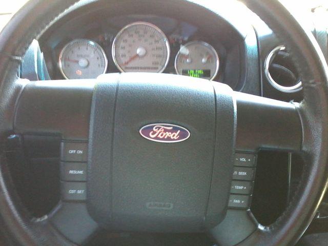 2007 Ford F-150 Harley-Davidson Boerne, Texas 16