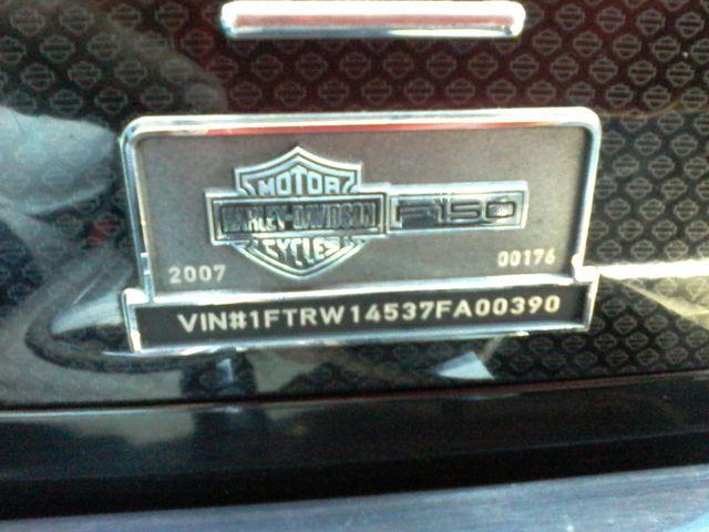 2007 Ford F-150 Harley-Davidson Boerne, Texas 21