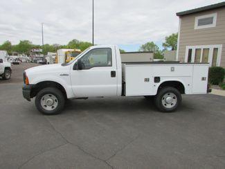 2007 Ford F-350 4x4 Reg Cab Service Utility Truck   St Cloud MN  NorthStar Truck Sales  in St Cloud, MN