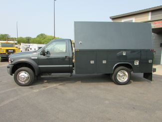 2007 Ford F-450 4x2 Reg-Cab Service Utility Truck   St Cloud MN  NorthStar Truck Sales  in St Cloud, MN