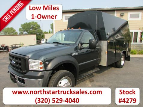 2007 Ford F-450 4x2 Reg-Cab Service Utility Truck  in St Cloud, MN