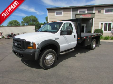 2007 Ford F-450 with a 12' Flatbed  in St Cloud, MN