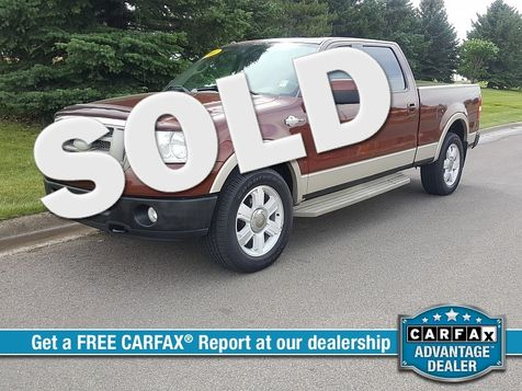 2007 Ford F150 4WD Supercrew King Ranch 5 1/2 in Great Falls, MT