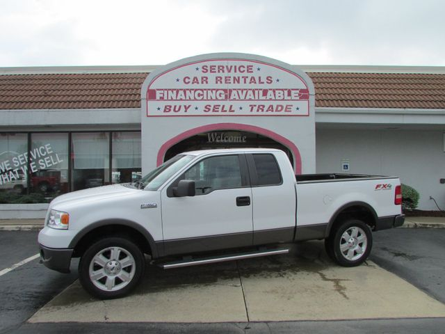 2007 Ford F150 Supercab 4WD