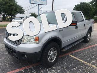 2007 Ford F150 Crew Cab 4x4 FX4 | Ft. Worth, TX | Auto World Sales LLC in Fort Worth TX