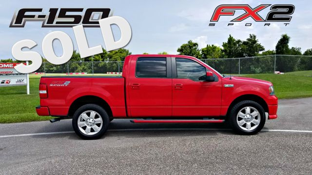2007 Ford F150 FX2 F150 DOOR  SUPERCREW | Palmetto, FL | EA Motorsports in Palmetto FL