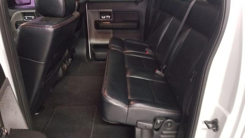 2007 Ford F-150 FX2 clean carfax BLACK LEATHER | Palmetto, FL | EA Motorsports in Palmetto, FL