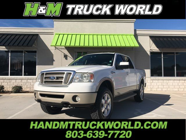 2007 Ford F150 King Ranch *SUPER-CREW*4X4*NEW 20'' TIRES*SHARP*