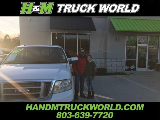 2007 Ford F150 King Ranch *SUPER-CREW*4X4*NEW 20'' TIRES*SHARP* in Rock Hill, SC 29730