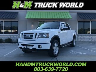 2007 Ford F150 FX4 SUPER-CREW WITH LOW LOW MILES in Rock Hill, SC 29730