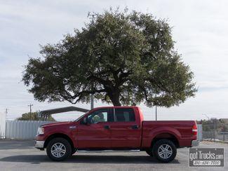 2007 Ford F150 Crew Cab XLT 5.4L V8 4X4 in San Antonio Texas, 78217
