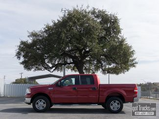 2007 Ford F150 Crew Cab XLT 5.4L V8 4X4 in San Antonio Texas, 78217