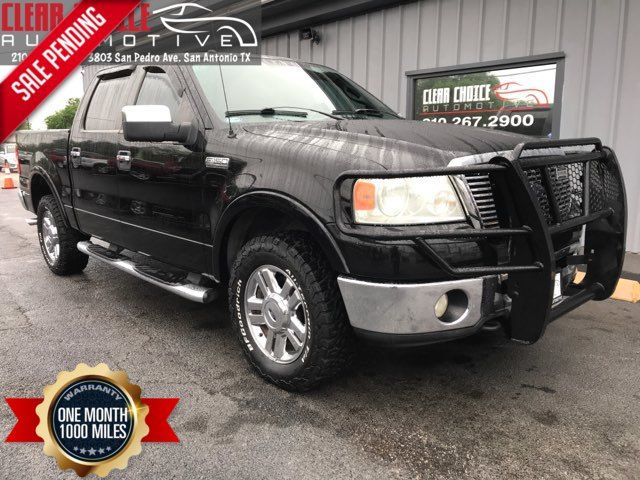 2007 Ford F150 Lariat in San Antonio, TX 78212