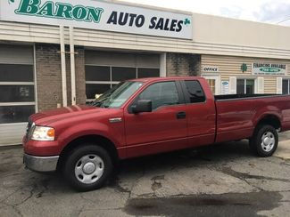 2007 Ford F150 XLT  city MA  Baron Auto Sales  in West Springfield, MA