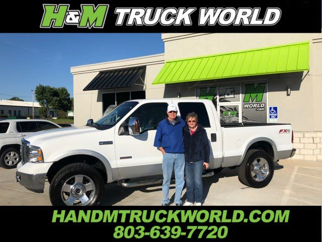 2007 Ford F250SD Lariat 4x4