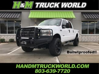 "2007 Ford F250SD Lariat 4x4 ""BULLET-PROOFED"" LIFTED"" in Rock Hill SC, 29730"
