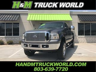 2007 Ford F250SD Lariat 4X4 *BULLET-PROOFED*LEVELED* SHARP TRUCK in Rock Hill, SC 29730