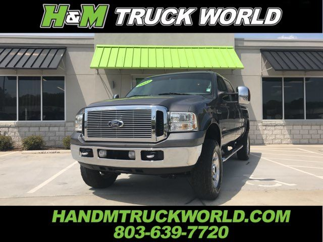 2007 Ford F250SD Lariat 4X4 *BULLET-PROOFED*LEVELED* SHARP TRUCK