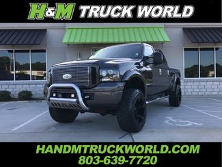 2007 Ford F250SD Harley Davidson 4x4 *BULLET-PROOFED*LIFTED* BADD in Rock Hill, SC 29730