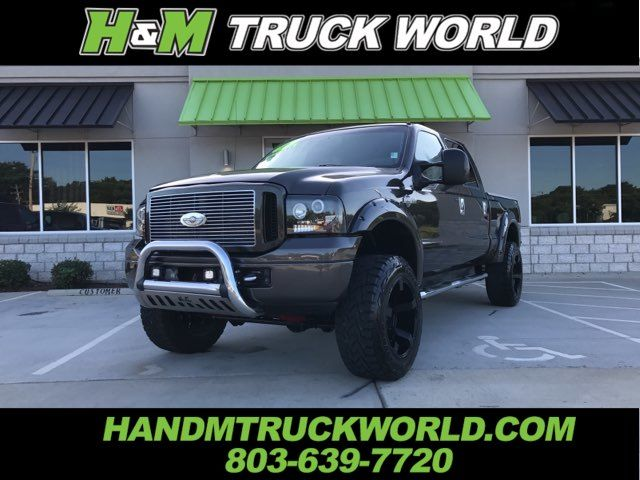 2007 Ford F250SD Harley Davidson 4x4 *BULLET-PROOFED*LIFTED* BADD