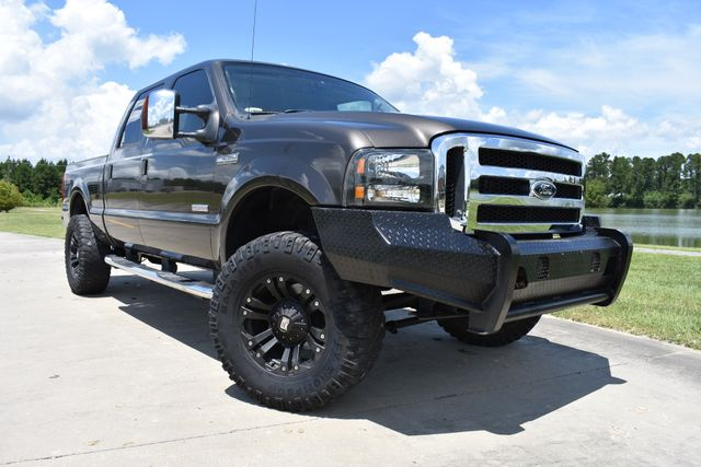 2007 Ford F250SD Lariat
