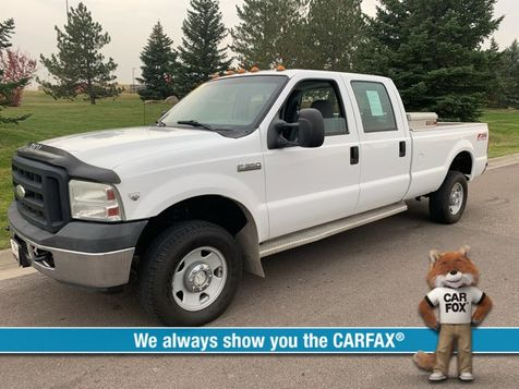 2007 Ford F350 4WD Crew Cab XL SRW in Great Falls, MT