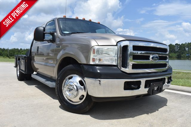 2007 Ford F350SD XLT