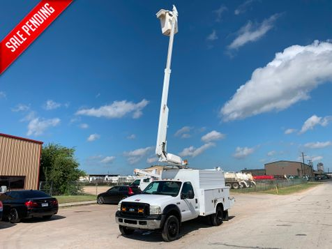 2007 Ford F450 BUCKET TRUCK XL in Fort Worth, TX