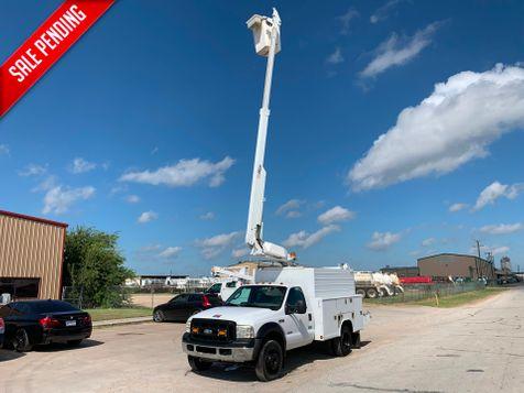 2007 Ford F450 BUCKET TRUCK XL in Fort Worth, TX