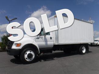 2007 Ford F750 18FT Box Truck 5.9L Cummins Diesel Non CDL in Lancaster, PA PA