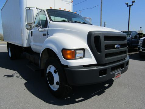 2007 Ford F750 18' Box Truck 5.9L Cummins 25,999 GVW Non CDL in Ephrata, PA