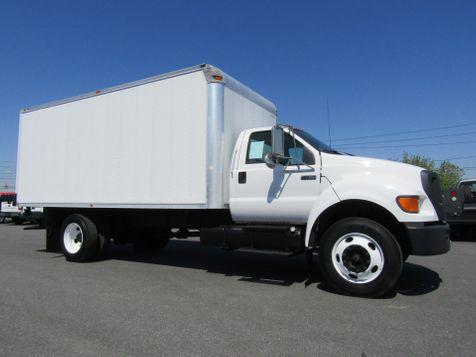 2007 Ford F750 18' Box Truck 5.9L Cummins 25,999 GVW Non CDL in Ephrata, PA