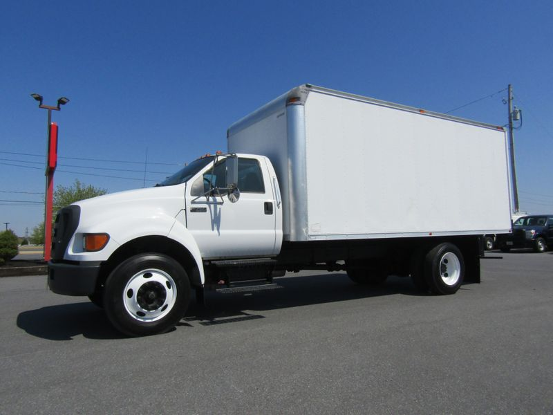 2007 Ford F750 18' Box Truck 5.9L Cummins 25,999 GVW Non CDL in Ephrata PA