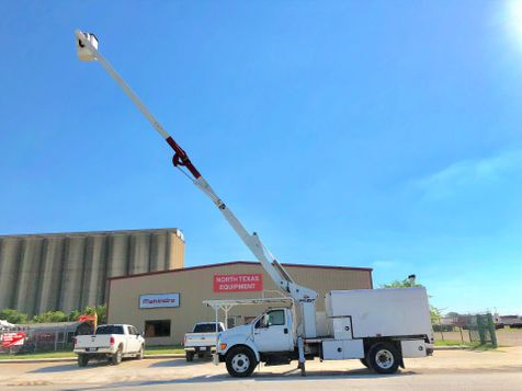 2007 Ford F750 FORESTRY BUCKET TRUCK   in Fort Worth, TX