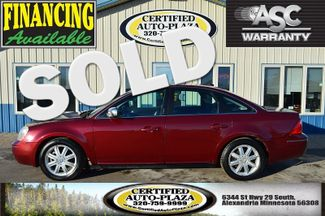 2007 Ford Five Hundred Limited in  Minnesota