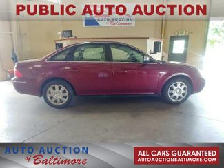 2007 Ford Five Hundred Limited | JOPPA, MD | Auto Auction of Baltimore  in Joppa MD