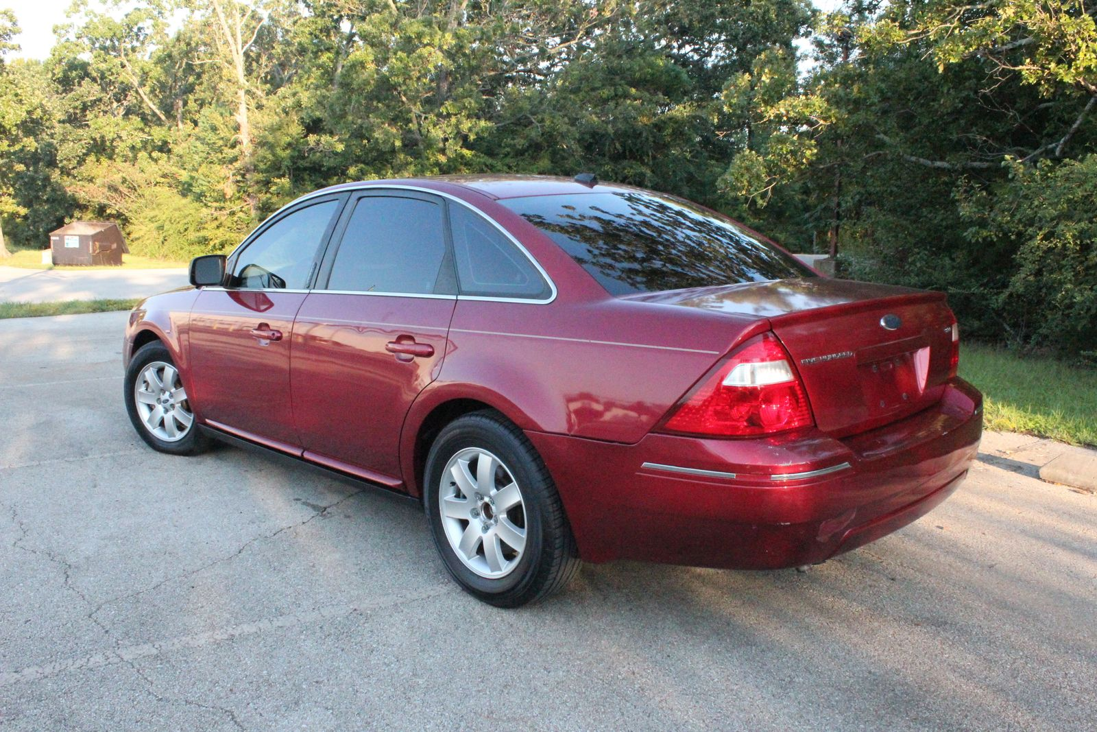 ... 2007 Ford Five Hundred SEL in Tyler, TX ...