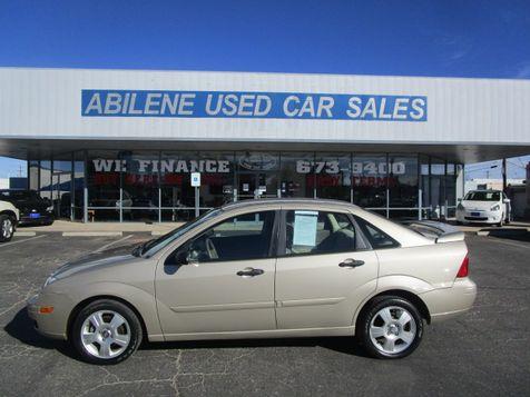 2007 Ford Focus S in Abilene, TX