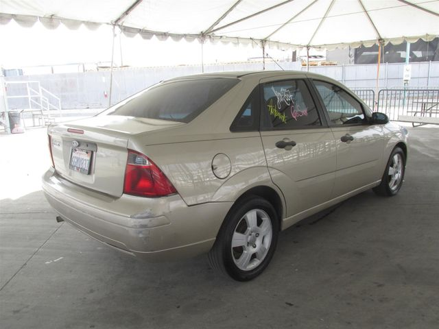 2007 Ford Focus SE Gardena, California 2