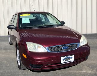 2007 Ford FOCUS ZX4 in Harrisonburg, VA 22802