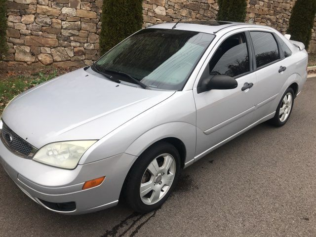 2007 Ford Focus ZX4 SES Knoxville, Tennessee 2