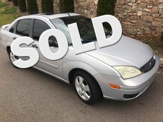 2007 Ford Focus ZX4 SES Knoxville, Tennessee
