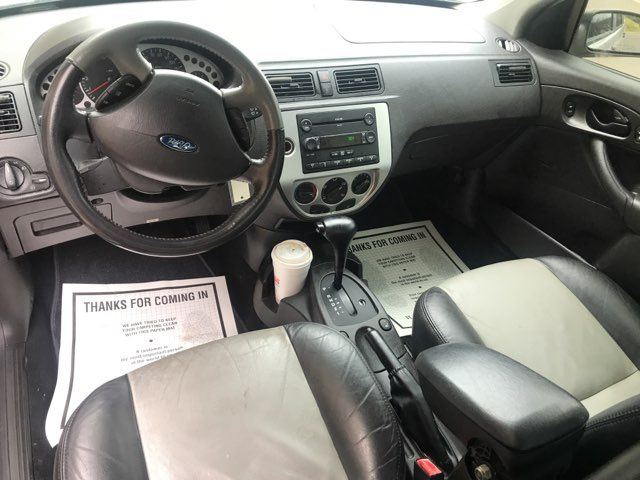 2007 Ford Focus ZX4 SES Knoxville, Tennessee 9