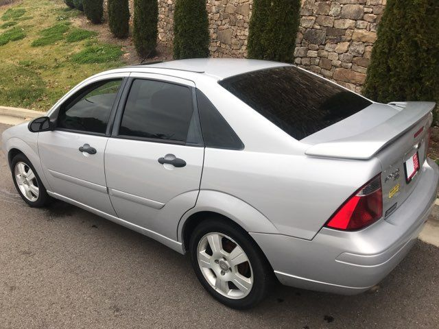 2007 Ford Focus ZX4 SES Knoxville, Tennessee 4