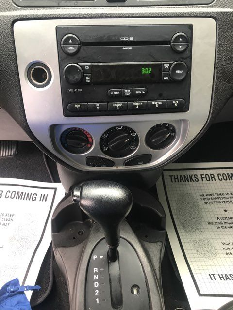 2007 Ford Focus ZX4 SES Knoxville, Tennessee 10