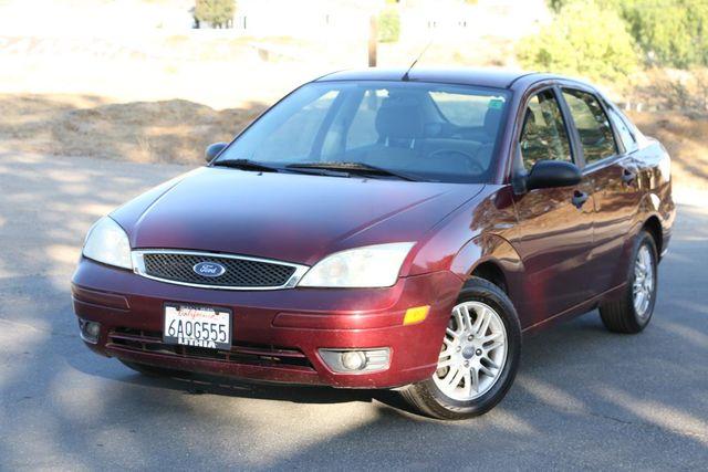 2007 Ford Focus SE Santa Clarita, CA 4