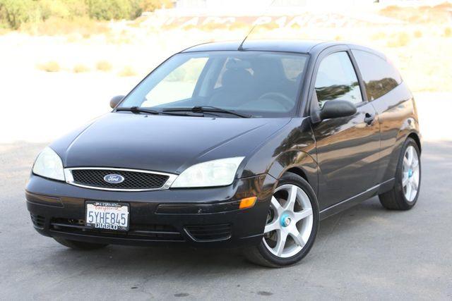 2007 Ford Focus S Santa Clarita, CA 4